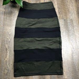lululemon Camo Yoga Over Skirt RARE HTF Size 6